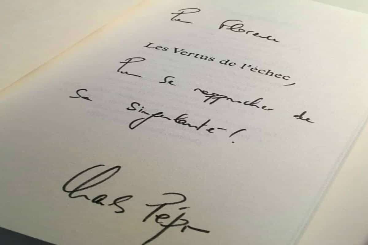 J'ai lu Les Vertus de l'échec de Charles Pépin