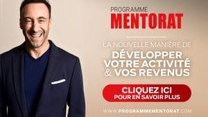 programme Mentorat Franck Nicolas